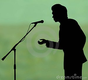 man-silhouette-speech-to-microphone-thumb8148942